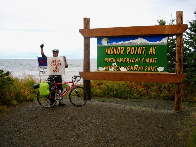 anchor point, alaska