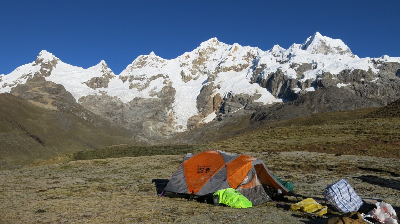 Back in 2014, this camping spot in the Peruvian Andes selected, it seemed,at random proved the Divine Hand of Providence.
