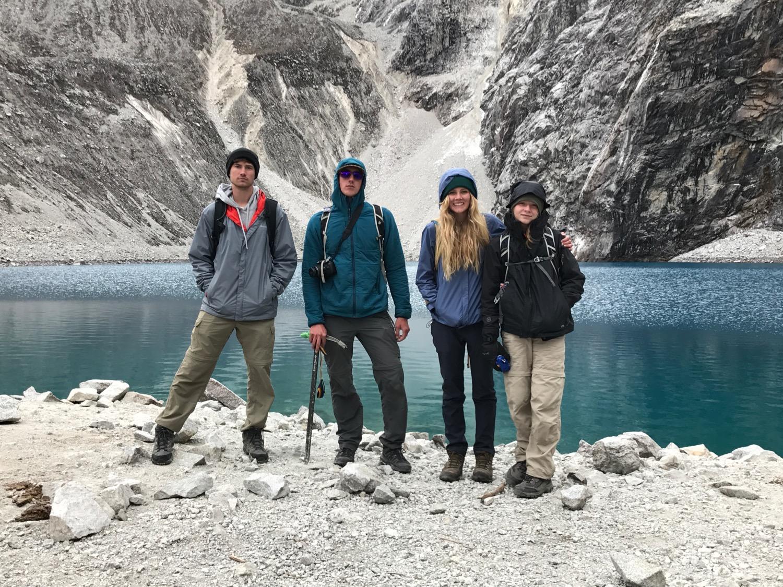Team Yeshua at Laguna 69