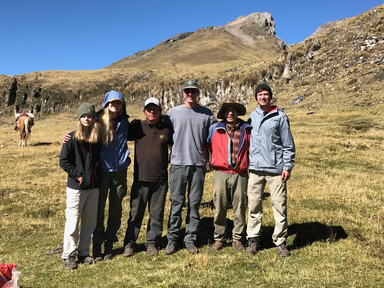 Team Yeshua with Jones & Crack