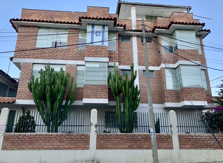 The Boyd Family Apartment in Huaraz