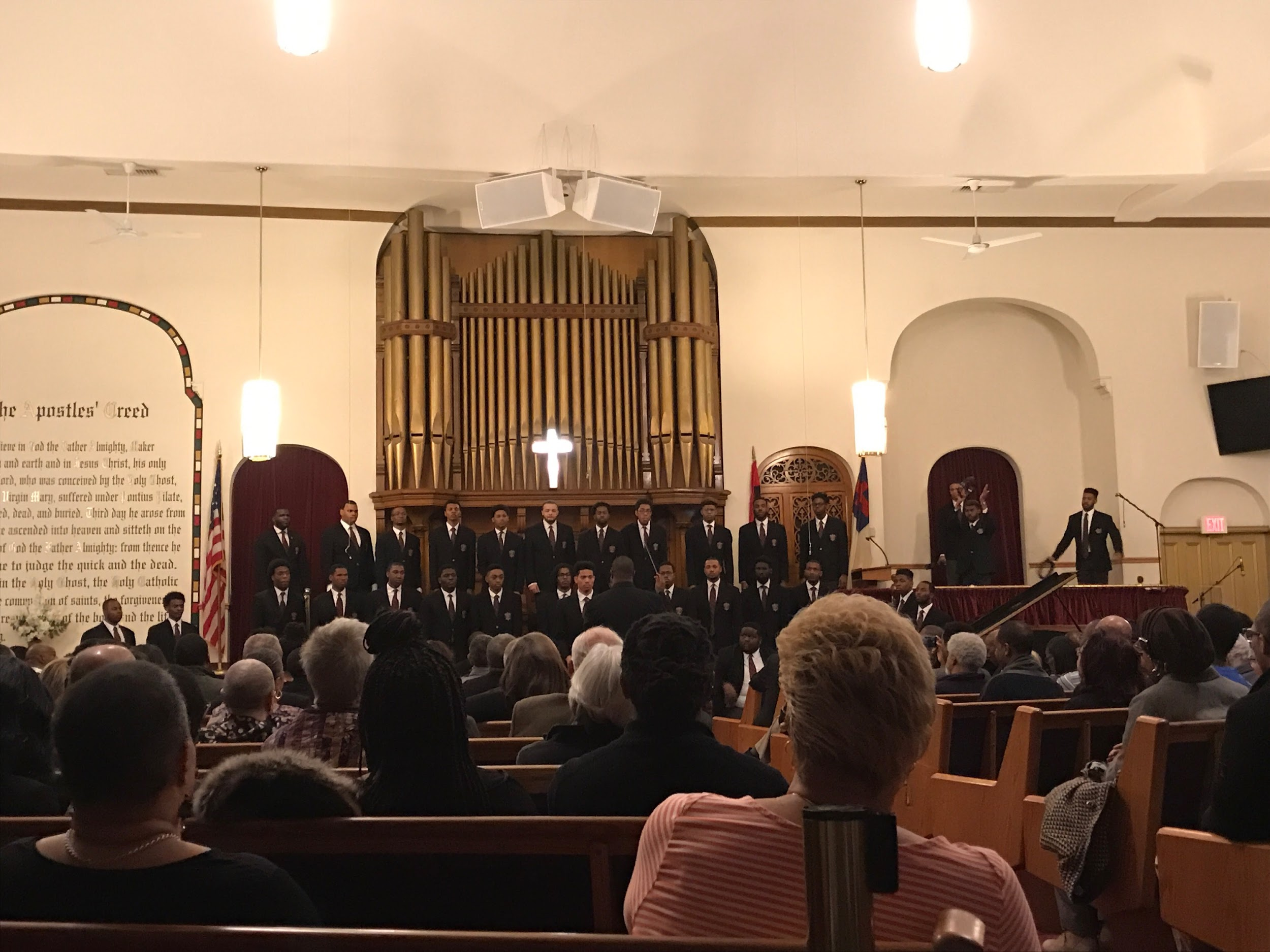 The Morehouse Glee Club