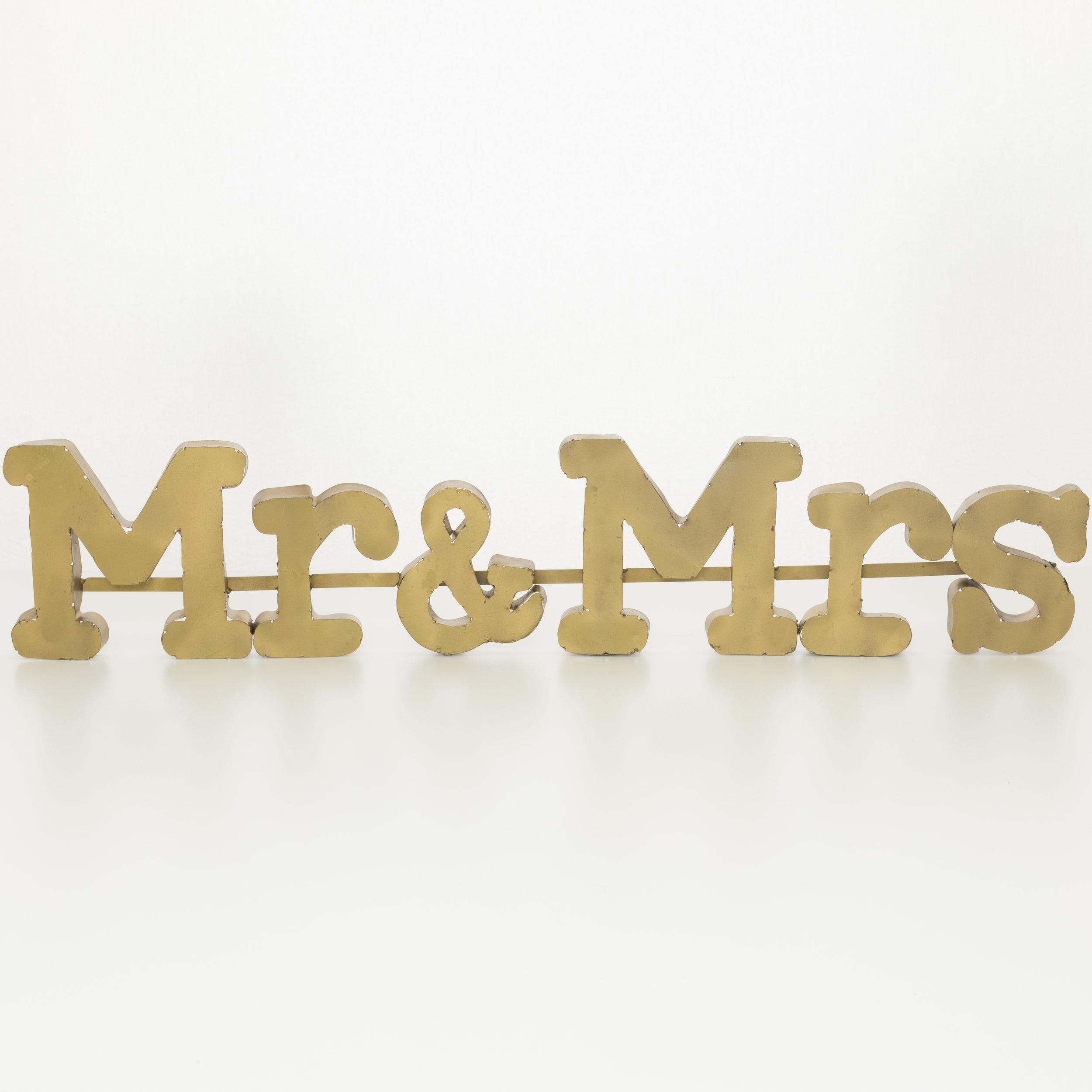 MR + MR SIGN