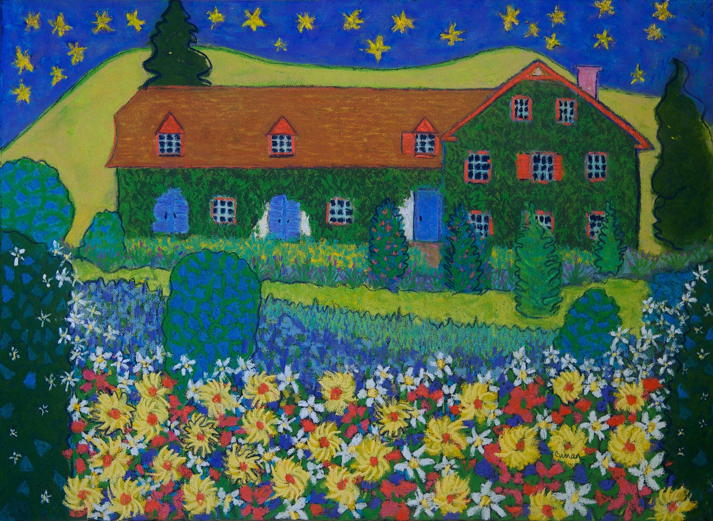 Cotswold Cottage* 29X22