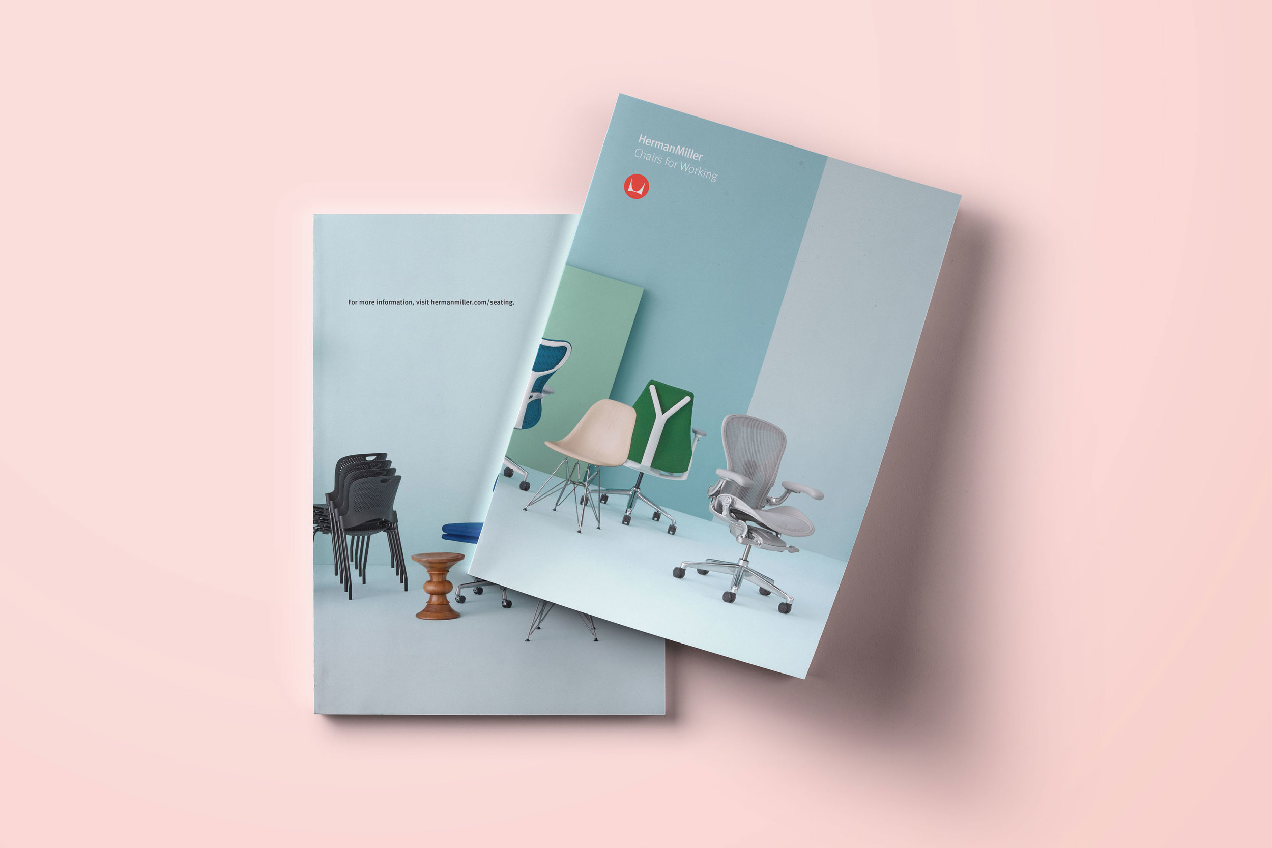 Herman Miller Seating Brochure