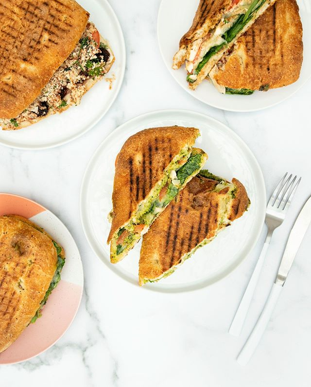 Panini Picnik 🥪 Perfect for on the go or sit and stay. Fresh flavours like the vegan, the garden, chipotle chicken, or pesto chicken. . . . . . . . 📷: @extraforavocado @mjay.photography  We are moving! Follow us on @jusubar to stay up to date on all Jusu Bar info Canada wide!  #panini #sandwich #fresh #togo #lunch #dinner #breakfast #yyjvegan #vegan #jusubar #jusubarbc #yyj #vancouver #victoria #organic #bc #victoriabc #victoriabcfood #victoriabclife #healthyliving #healthyeating #naturalfood #healthfood #vegan #eatclean #plantbased #figs #vegangoatcheese #vegancheese