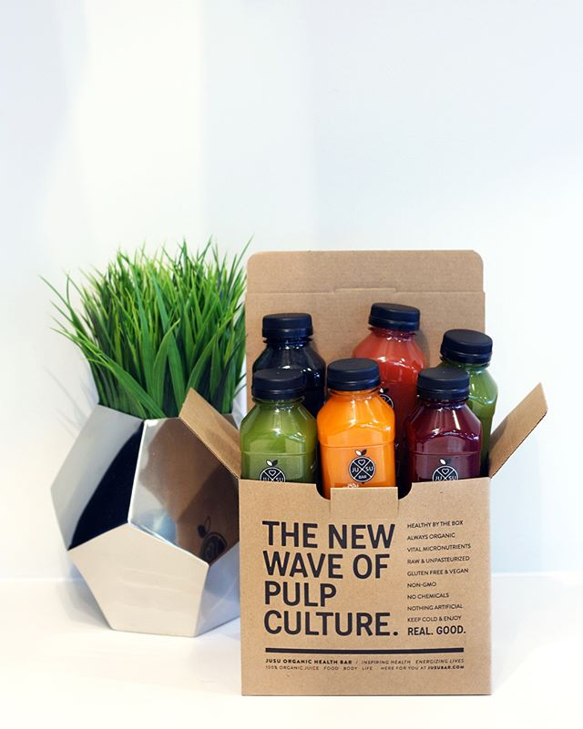 ☀️ We want to help you beat the Summer time blues as we head into fall. Get your energy levels and immune system back up and get in those nutrients before the comfort food season starts. . ⁉️In Victoria, from September 19-23 you can get 10% OFF your juice cleanse with promo code SUMMER10 on our website. Head to the link in our bio to order NOW. . 👉🏼 What's NEW at Jusu Bar Victoria? We have a new Deep cleanse juice line up that includes Green Machine, Hawkeye, The Classic, Dirty Lemonade, Strawberry Mojito, and Green Machine. . . . . #juiceclenase #juice #greenjuice #coldpressed #coldpressedjuice #detox #plantpowered #juicing #rawfooddiet #plantbased #healthylifestyle #instajuice #organicjuicecleanse #pulpculture #organichealthbar #allnatural #promocode #discount #sale  #jusubar #jusubarbc #yyj #vancouver #victoria #organic #bc #victoriabc #victoriabcfood #victoriabclife #vegan