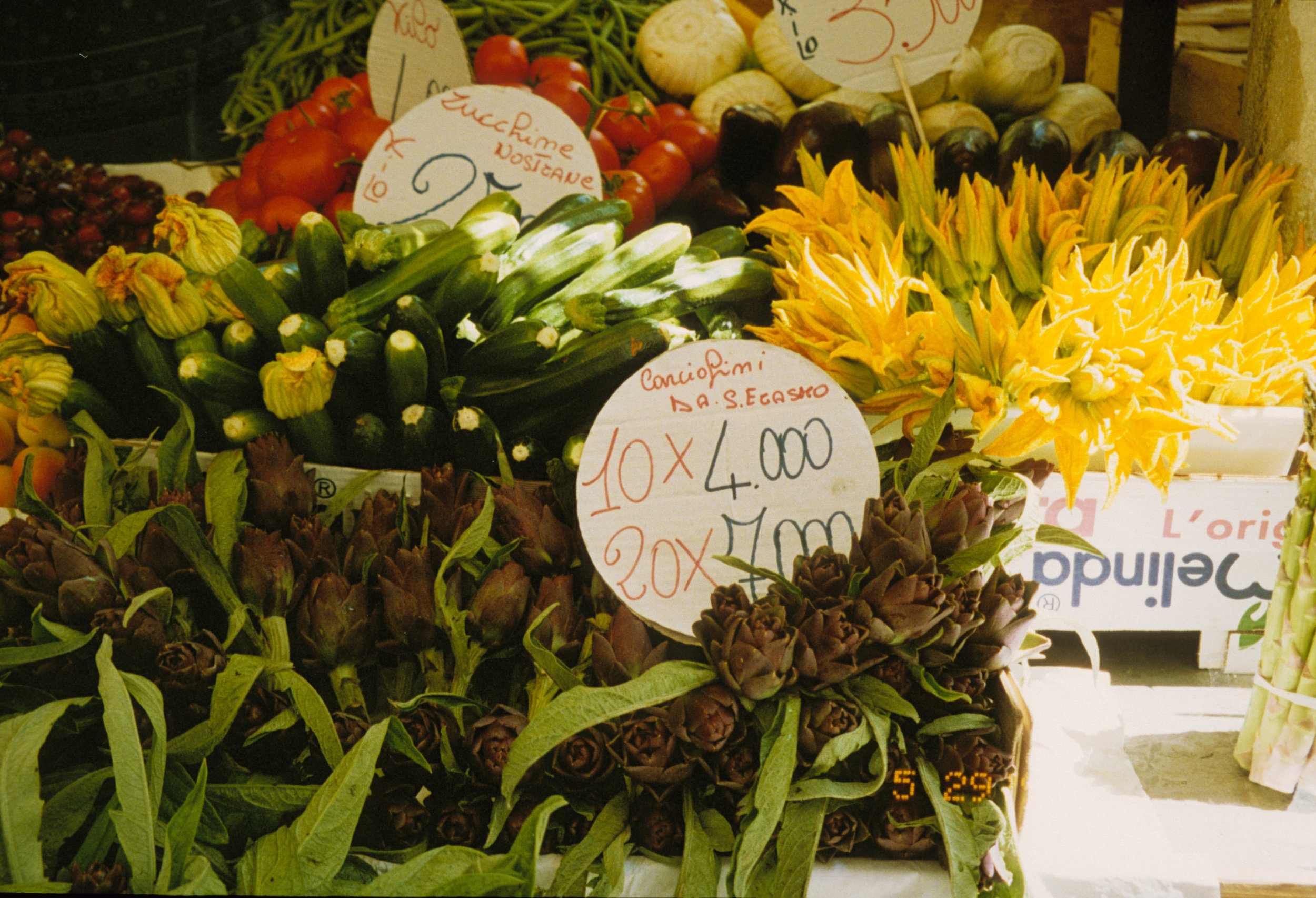 Spring Time Italian Farmers Market