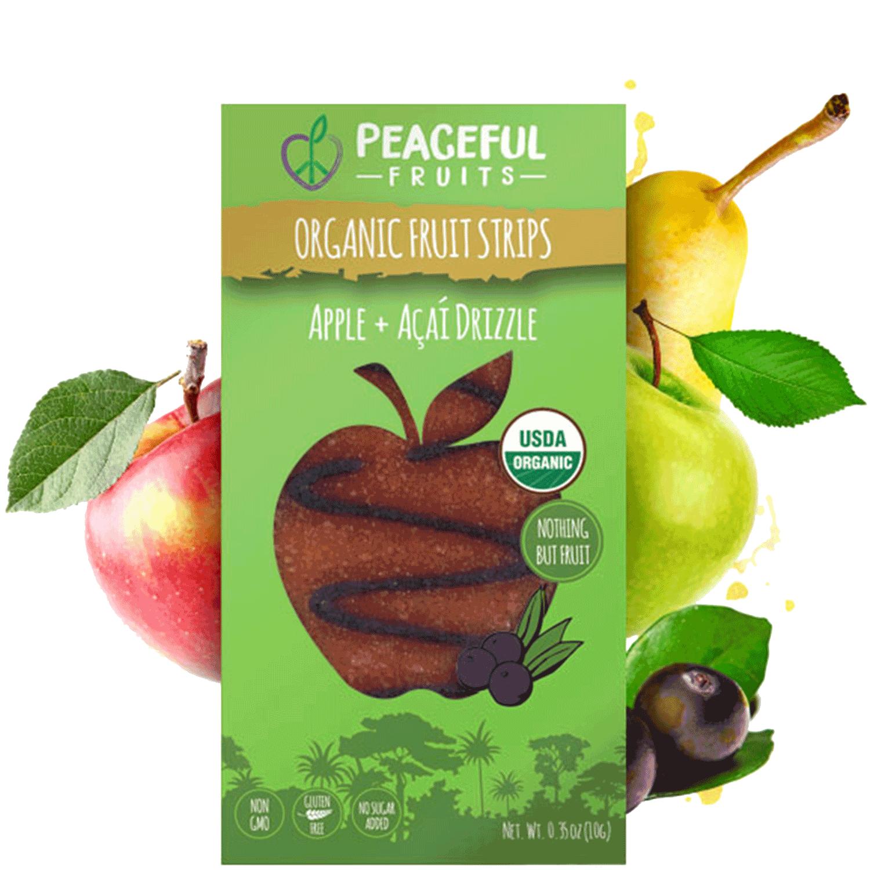 Apple + Acai Snacks