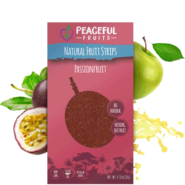 Non-GMO Passionfruit Snacks
