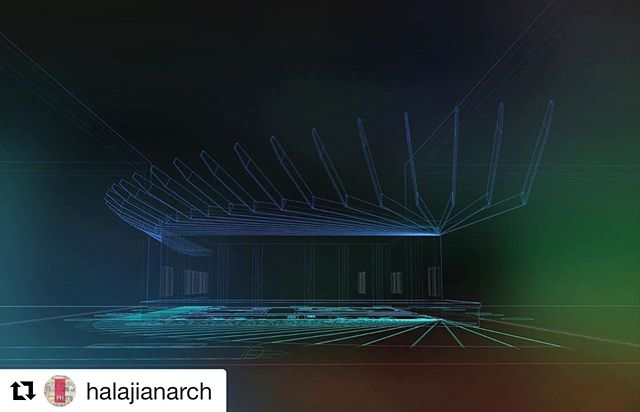 Checkout @halajianarch for progressive architectural design in the San Joaquin Valley!! ・・・ Movement . We're creating. We're pulling contextual clues from adjacent public art. We're using that movement to blend interior and exterior spaces with a dynamic structure. Stay tuned for more progress updates of this unique downtown gem! . #architecture #next_top_architects #diagram #structure #movement #color #publicart #murals #schematicdesign #progressivearchitecture #publicspace #architectureoffice #architecturemagazine #sanjoaquinvalley