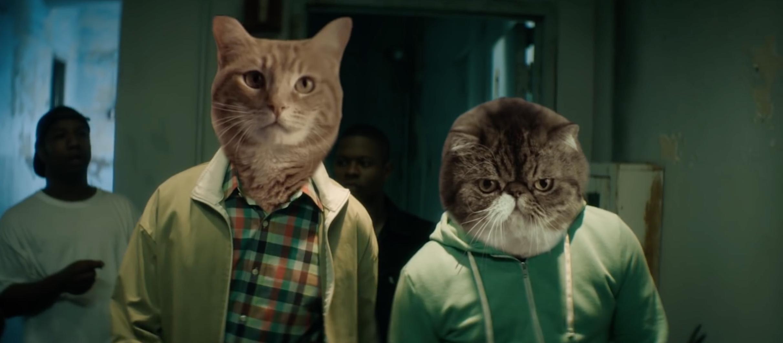 Cat Key & Peele
