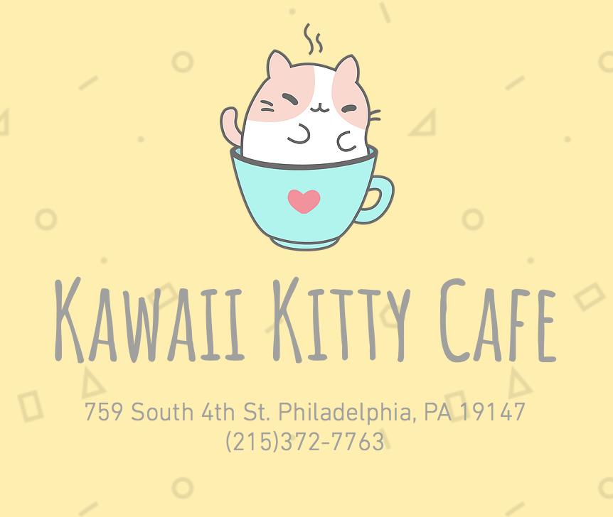 Kawaii Kitty Cafe - 759 South 4th StreetPhiladelphia, PA 19147