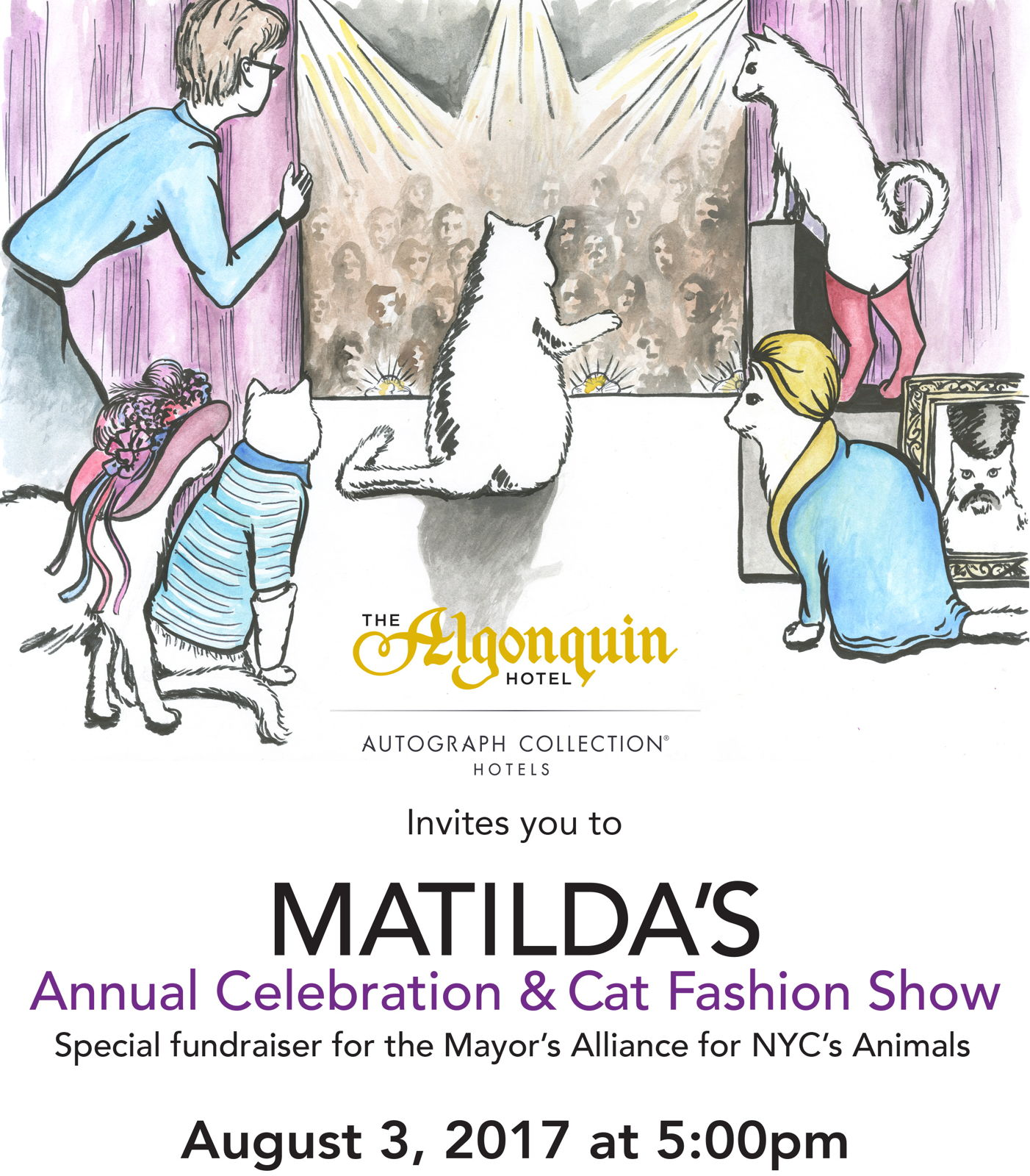 matilda-cat-fashion-show-algonquin-hotel