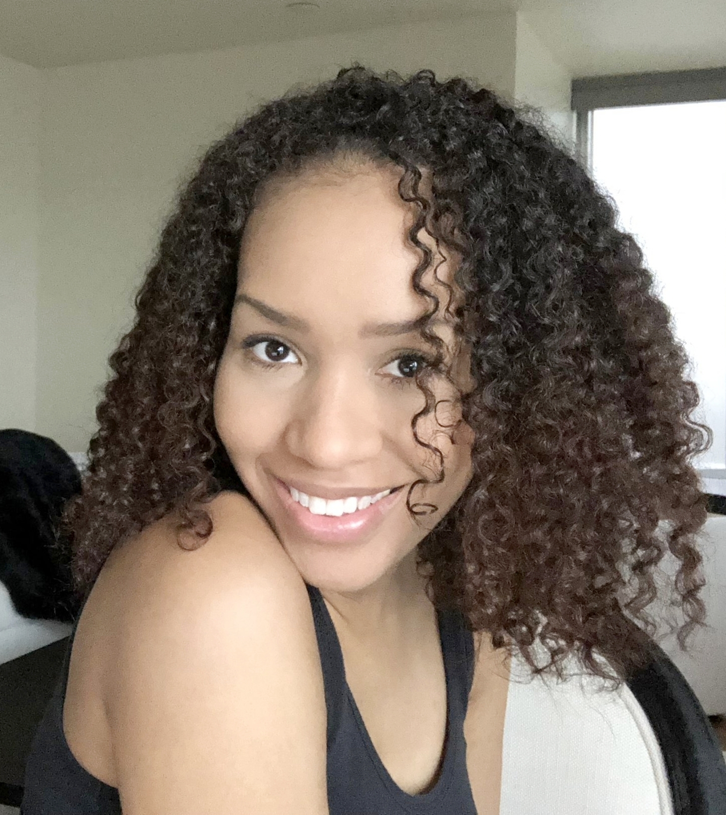 DEVA CUT  MY FIRST DEVA CUT AND SHOULD YOU GET ONE? — Gleamy