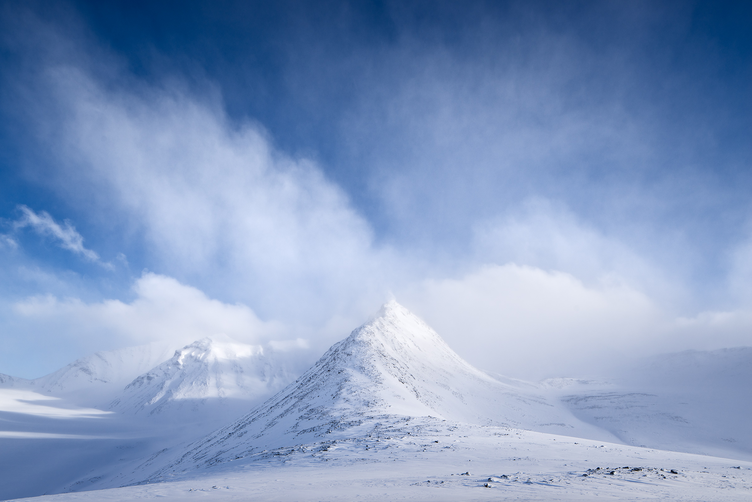 Alpine Clouds – Sarek National Park