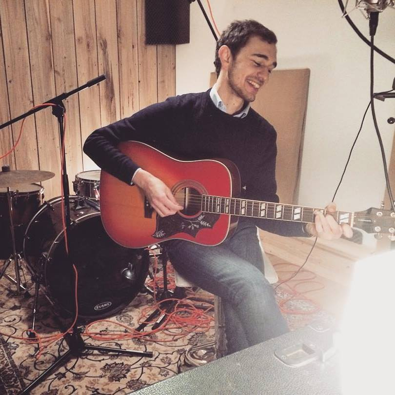 Maxime Dheilly  Songwriter