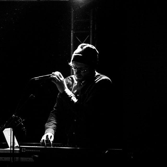 @romainbotti Gøød vibes øn the machines @newmorningparis 🔥 #live #music #ableton  #blackandwhite #newmorning #wearemajor 📸 by @dans_la_lumiere