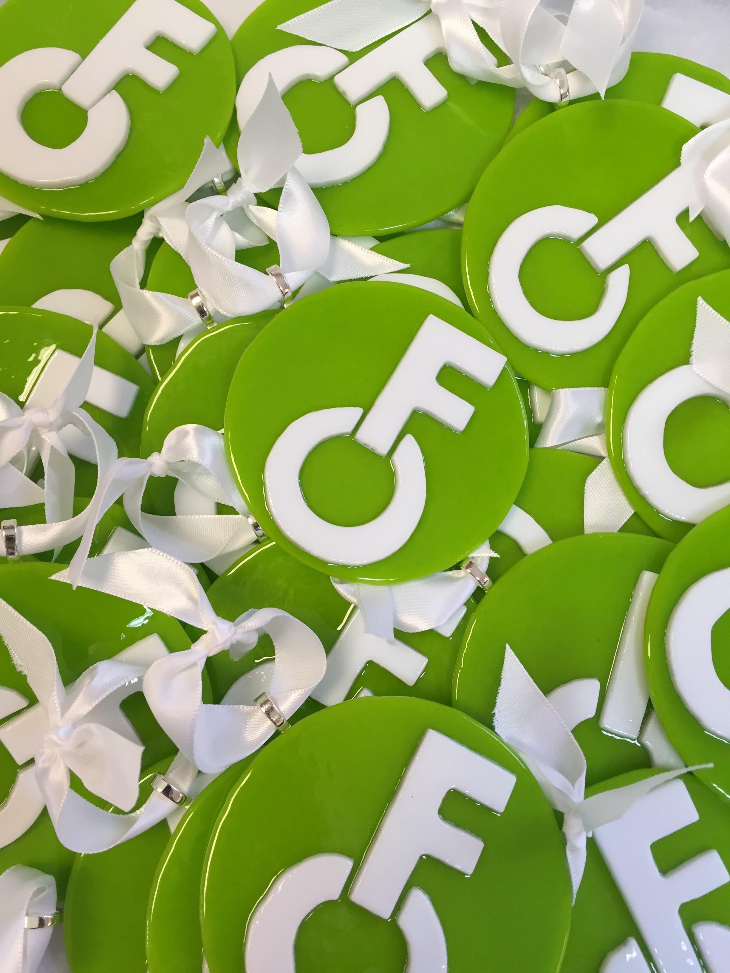 Cy Fair Federal Credit Union Ornament