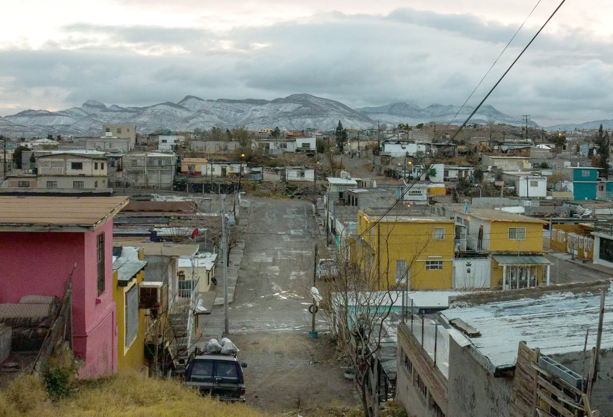Image: Juárez / Photo Credit: Erick Garcia