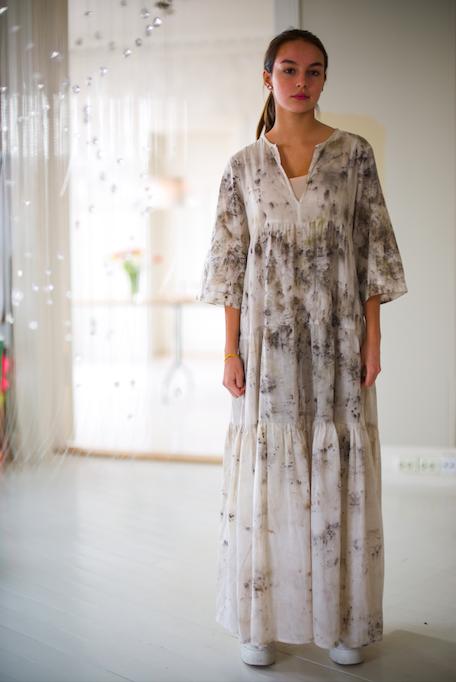 COTTON DRESS · No. 2 OF 60 · SIZE S