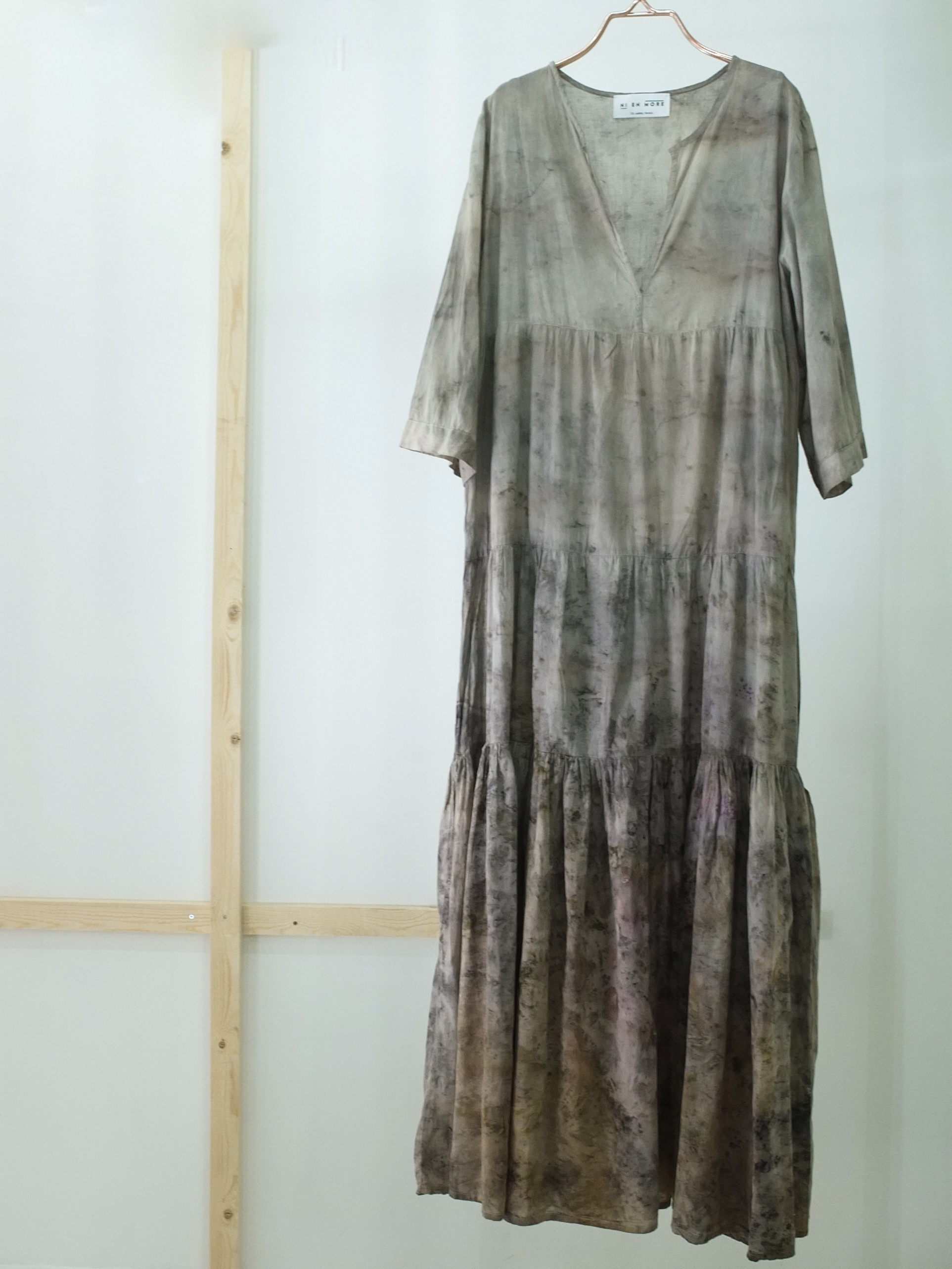 COTTON DRESS · No. 9 OF 60 ·  SIZE LARGE