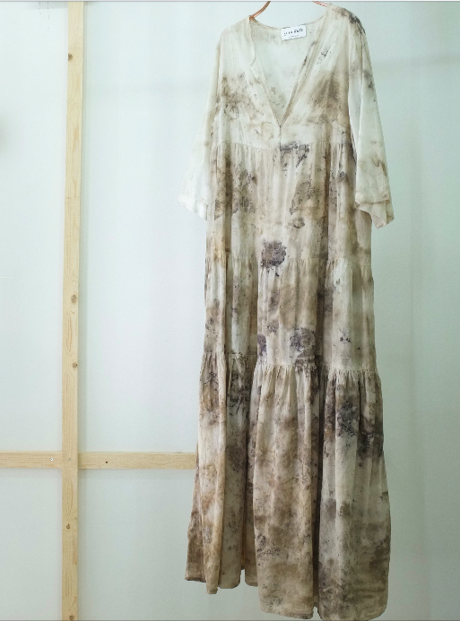 COTTON DRESS · No. 20 OF 60· SIZE LARGE