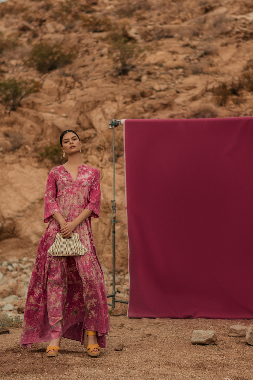 3 NI EN MORE dress, Cochineal 3.png