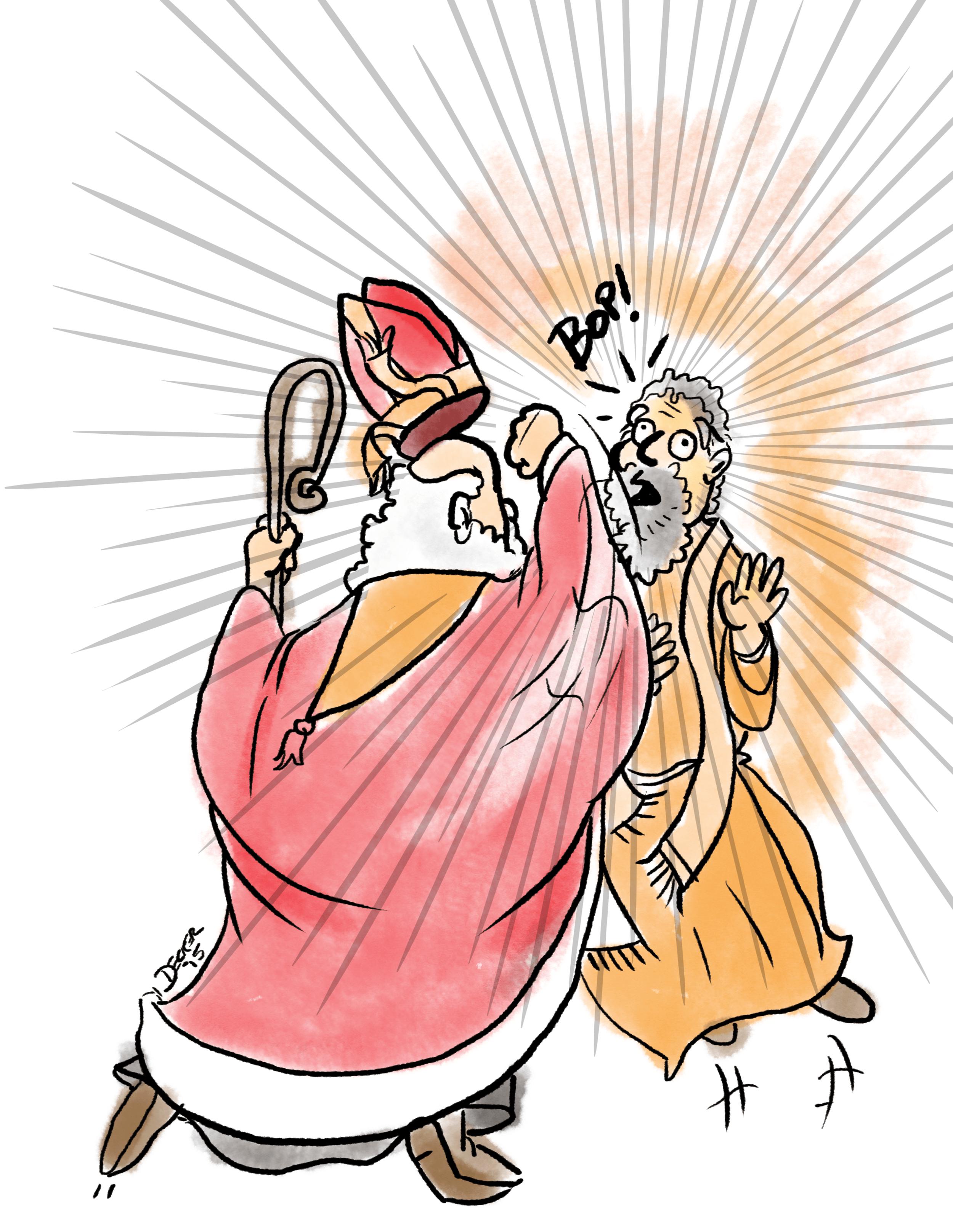 Santa Versus Arius