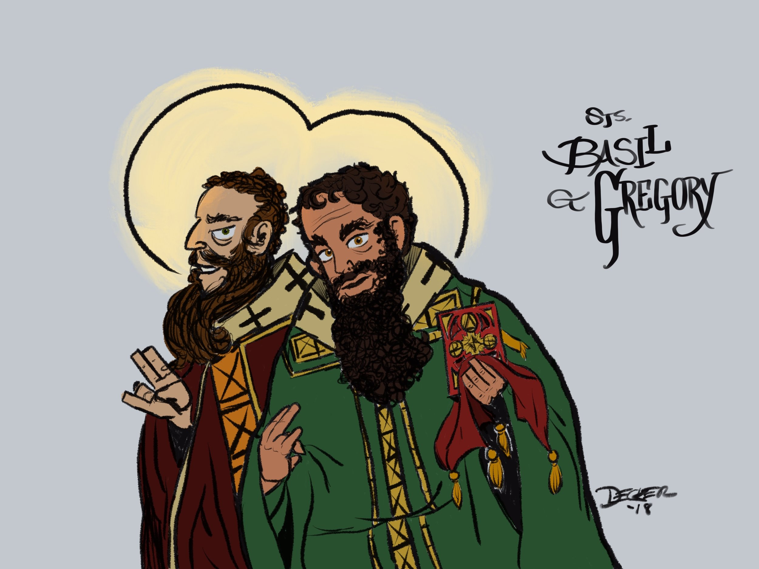 Saints Basil & Gregory