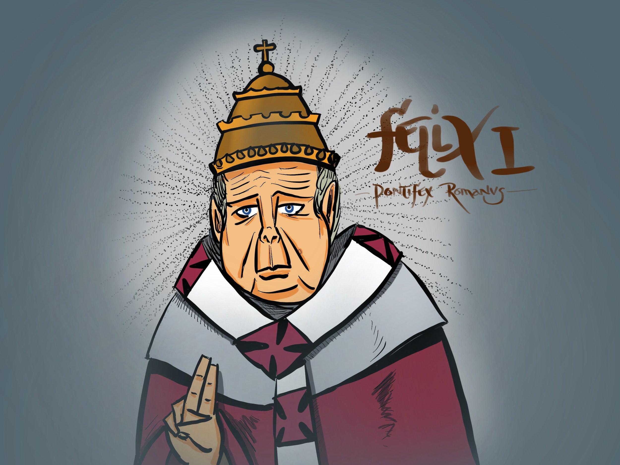 Pope St. Felix I