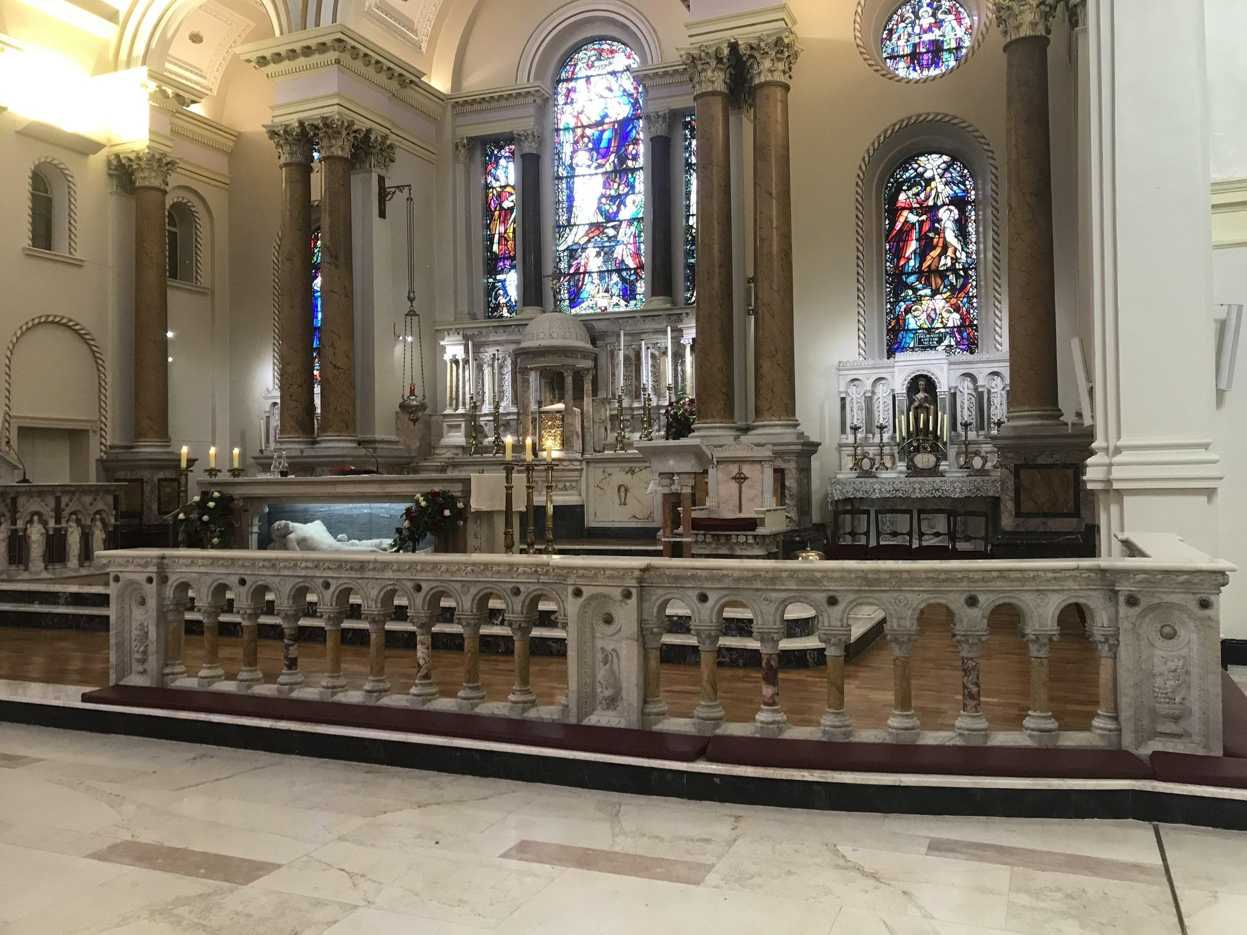 St. Theresa's Carmelite Church, Dublin