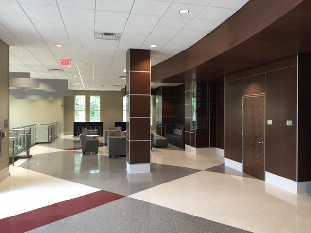 University of Alabama Student Hall - Tuscaloosa, AL