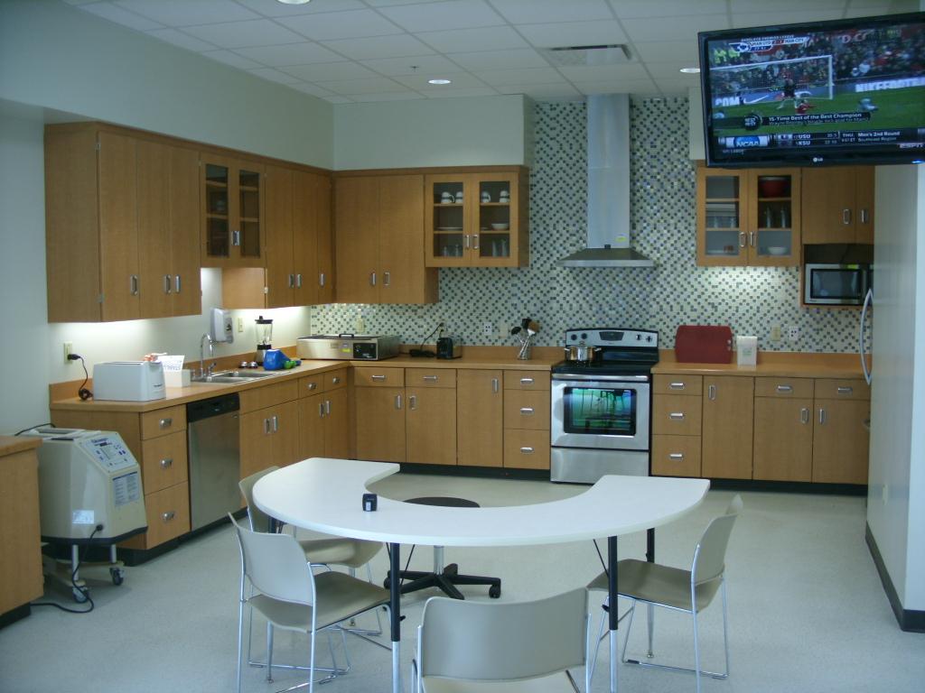 North Oaks Primary Care - Livingston, LA   AAP Millwork