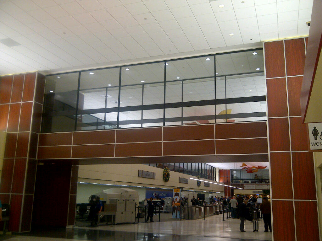 Louis Armstrong New Orleans International Airport - Kenner, LA
