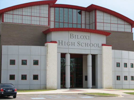 Biloxi High School - Biloxi, MS   Kalwall