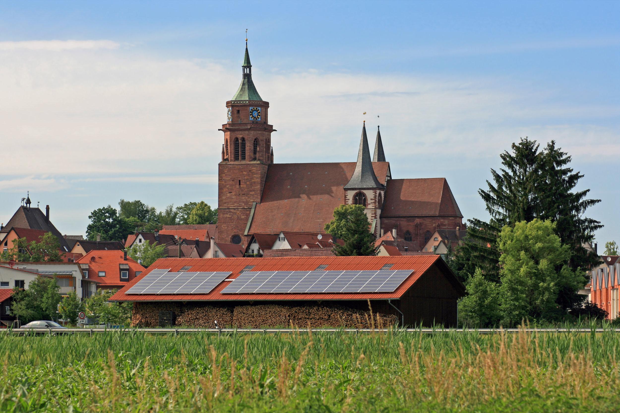 CHURCHES /ORGANIZATIONS -