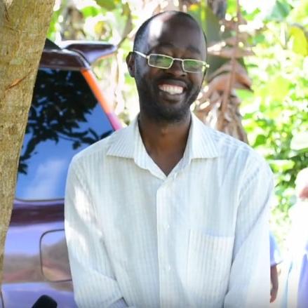 John Njendahayo, Director of Nkuru Nziza