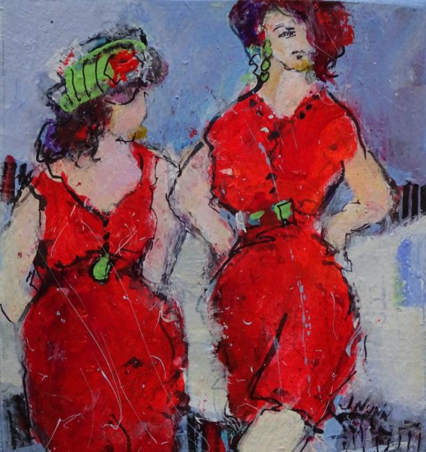 En Rouges by Jonlee Nunn