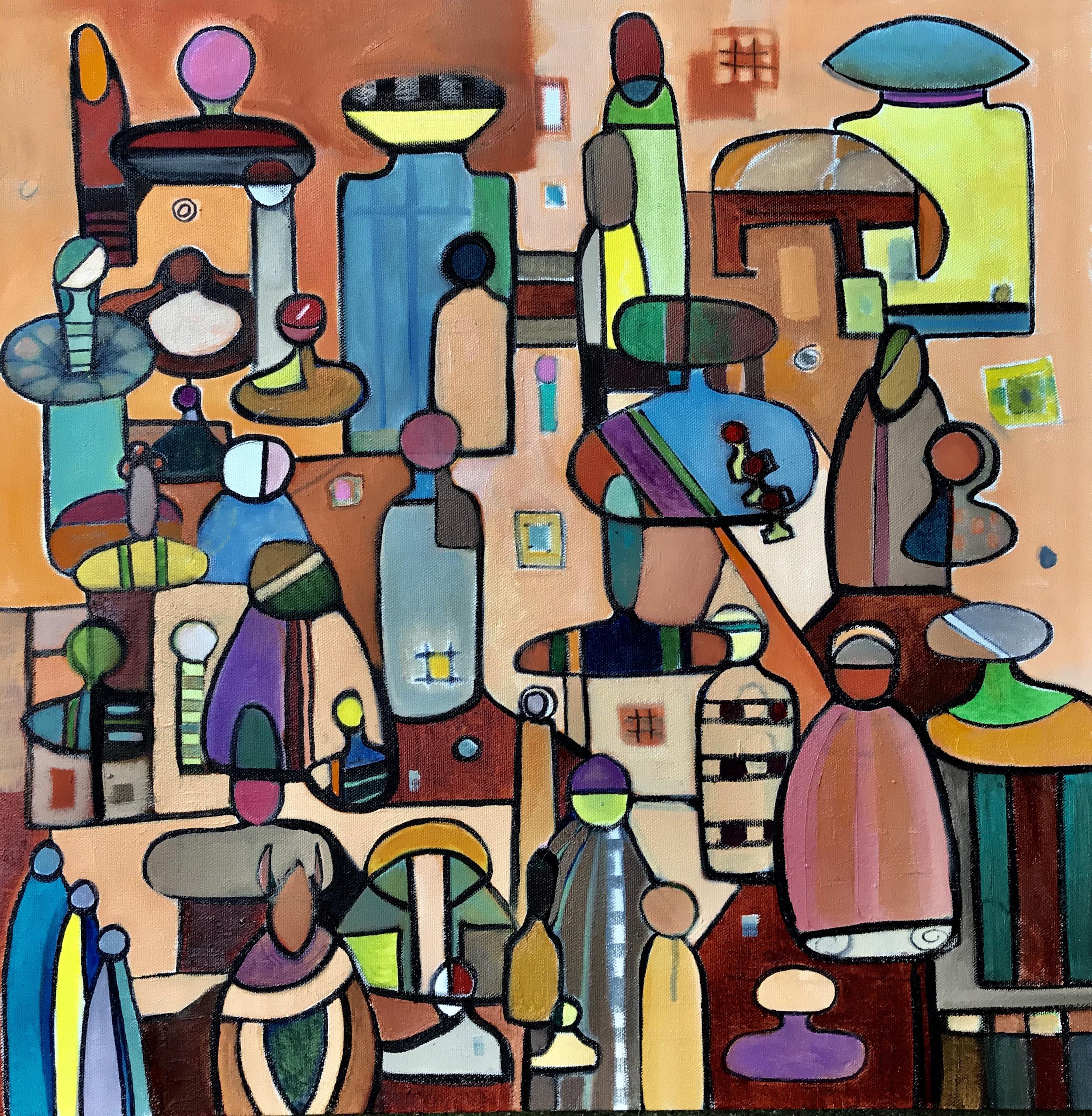 Harmony Series Diversity by Jane Mayer