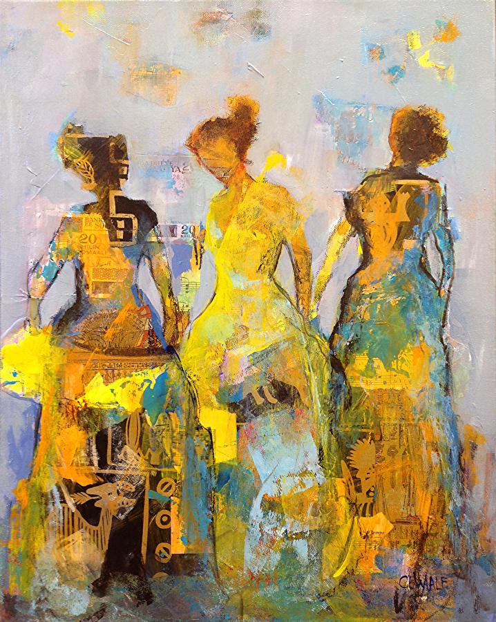 Sisterhood by Cheryl Waale