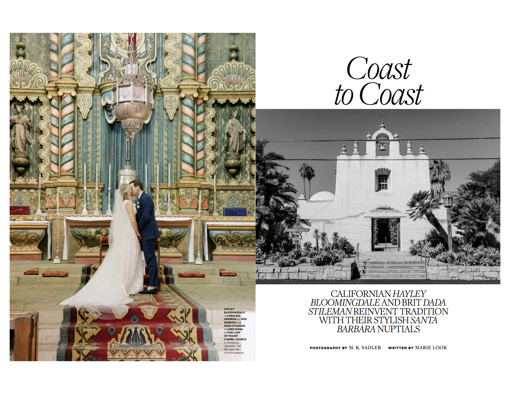 C Weddings_Spring_2019, Coast to Coast (Hayley+Dada)_spread 1.jpg