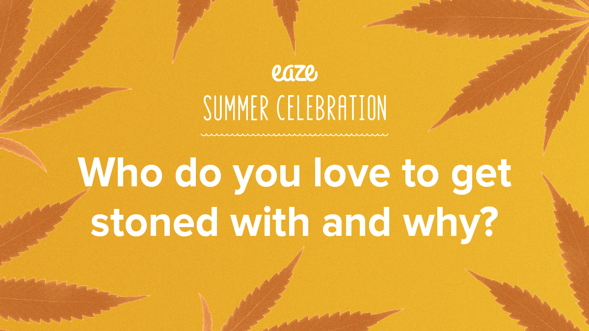Ran a social promotional campaign for Eaze's Birthday Summer Celebration. Some of the Creative I did.