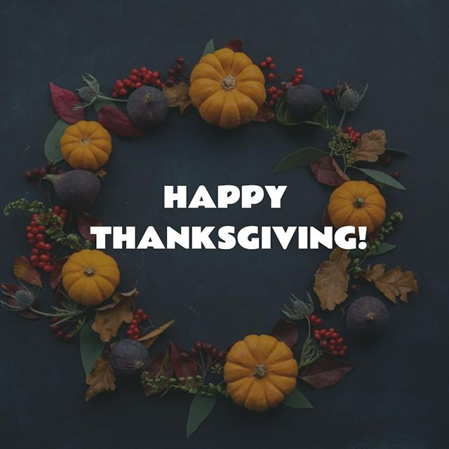 HAPPY THANKSGIVING! Reminder that our main office is closed today for the holiday. We'll see you all tomorrow for our Beyond Business Event! You've got till 6:00pm to grab your tickets now!