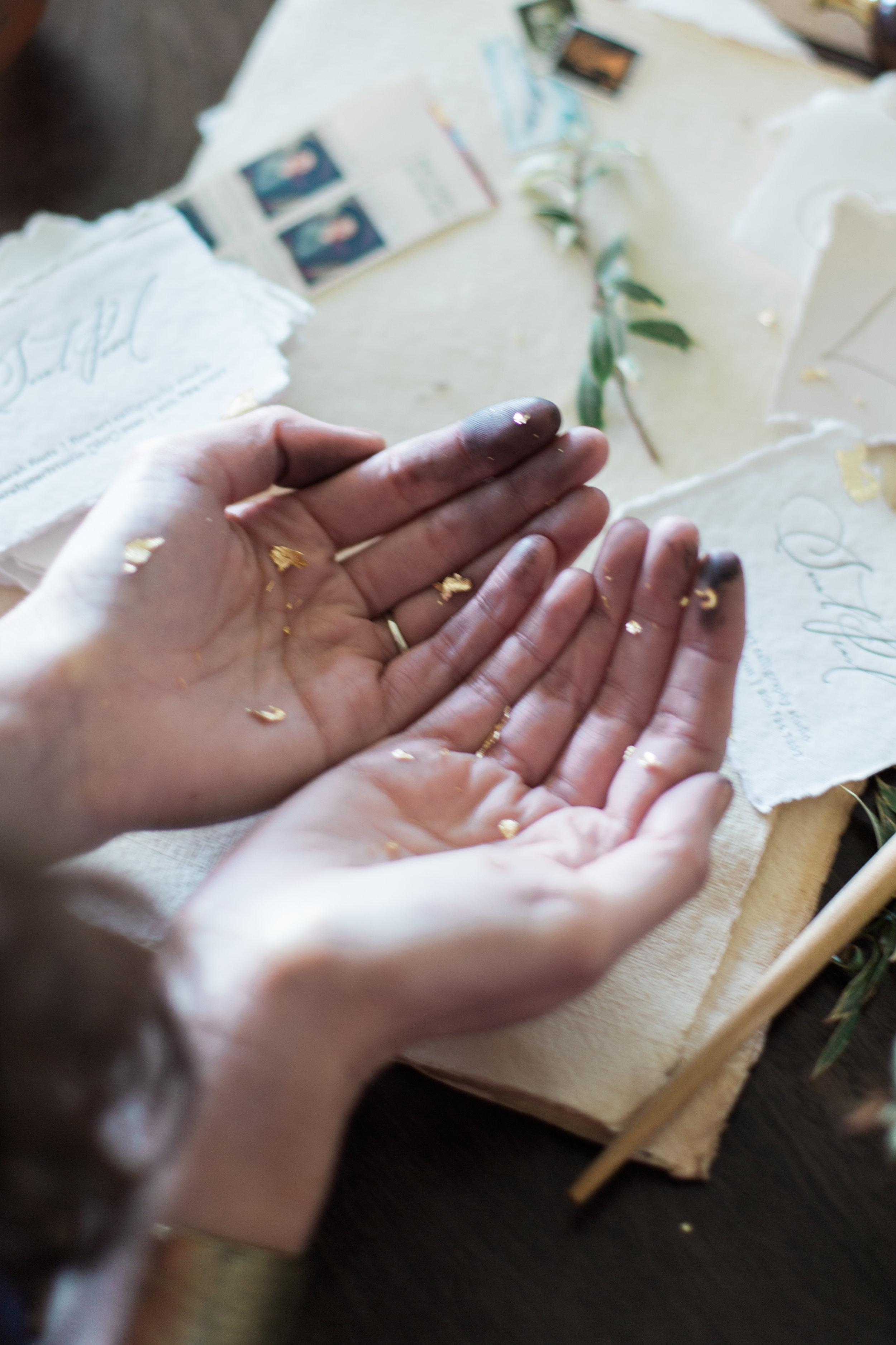 Sarah Pearl Studio   Fine Art Calligraphy