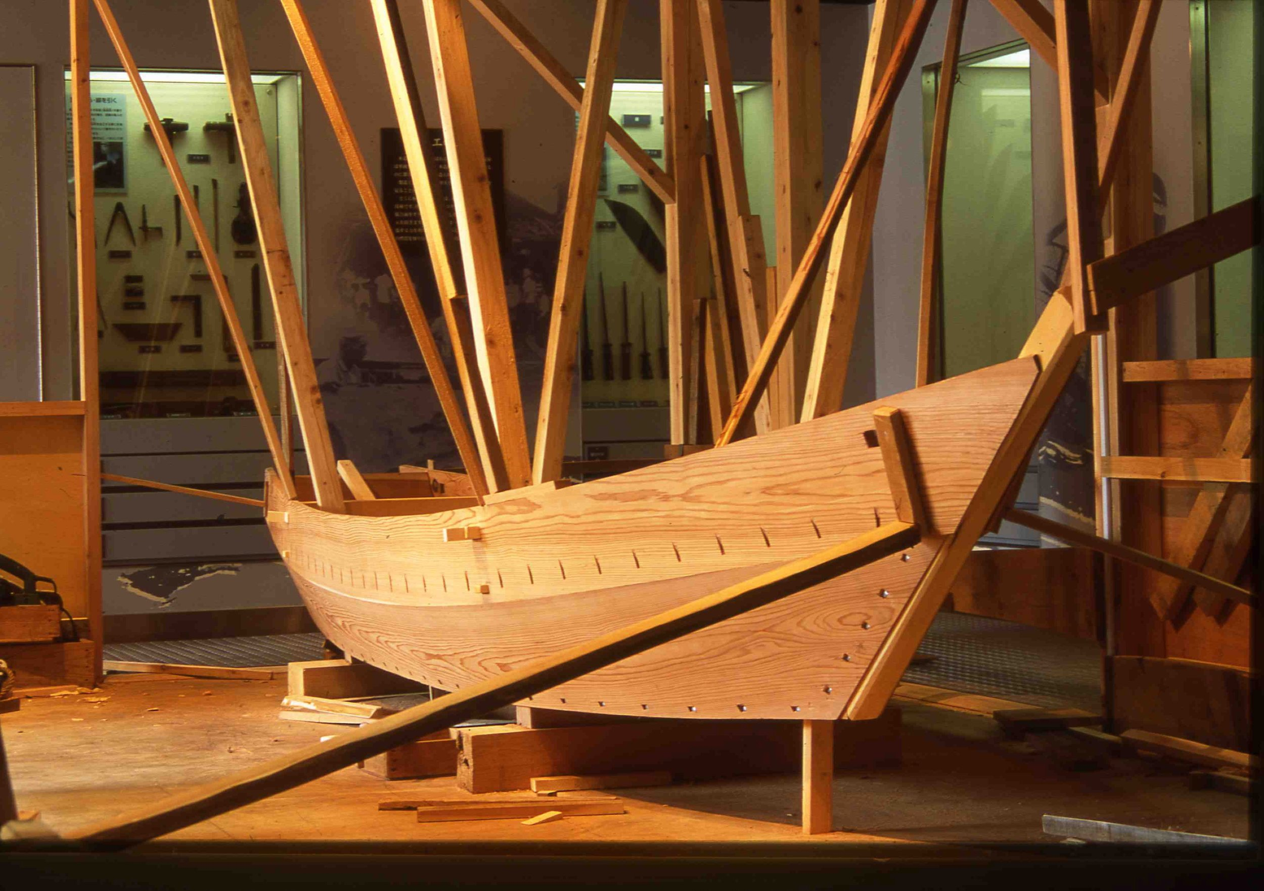 - Come join us for the start of our new lecture series! On February 28th at 6pm, Douglas Brooks, a boatbuilder, writer, and researcher who specializes in the construction of traditional wooden boats, will be giving a public lecture. He will talk about his experiences apprenticing with some of the last Japanese boatbuilders to learn their traditional craft and he'll have copies of his new book available for purchase. To see photos of his boats and learn more about his research, you can visit his website.The lecture costs $10. You can buy tickets at the door or purchase them here on the website.Us lucky apprentices will also get to participate in a demo the following day. More to come on that in a future post.Photo Credit: Douglas Brooks