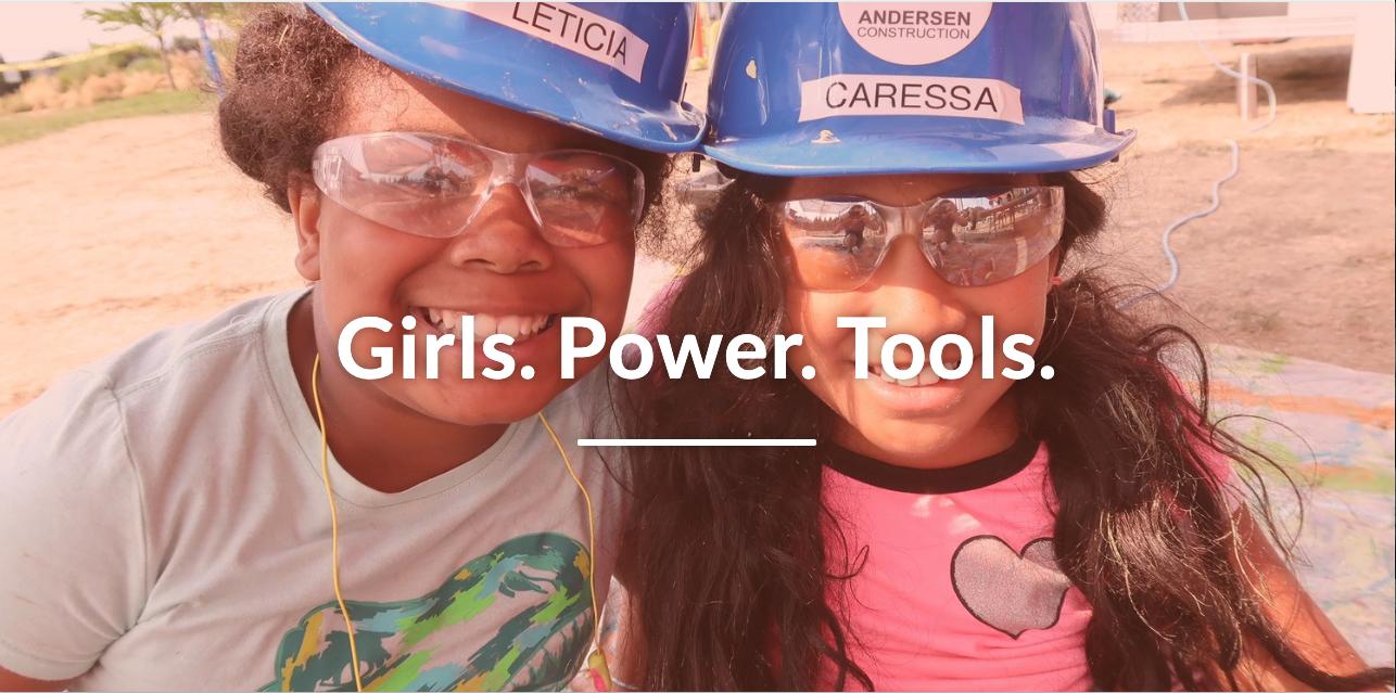 Photo Credit: Girls Build