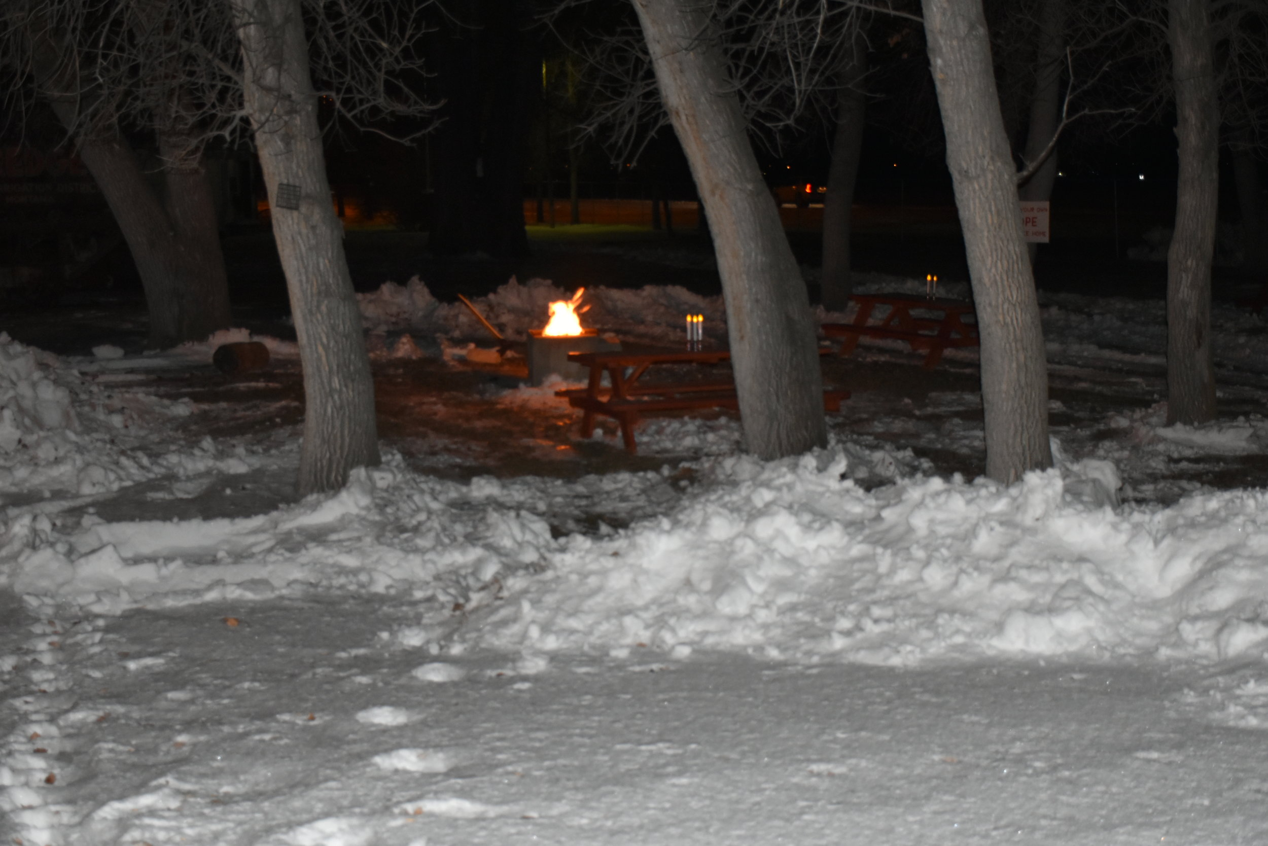 Fire pit in Winter.JPG