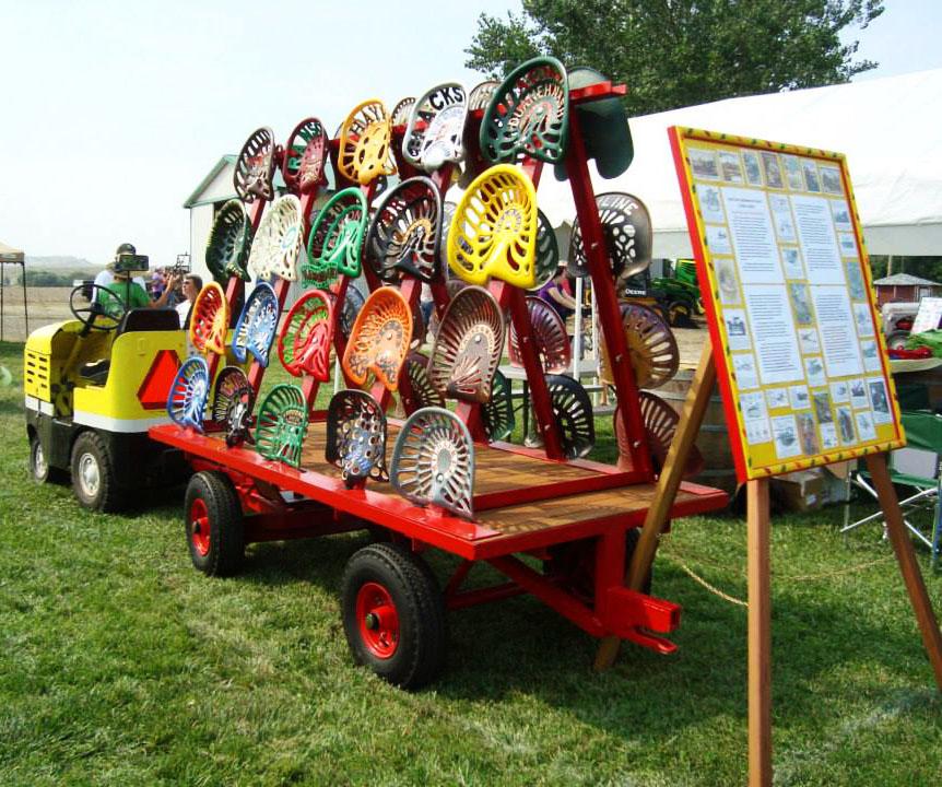 Tractor Seat Display.jpg
