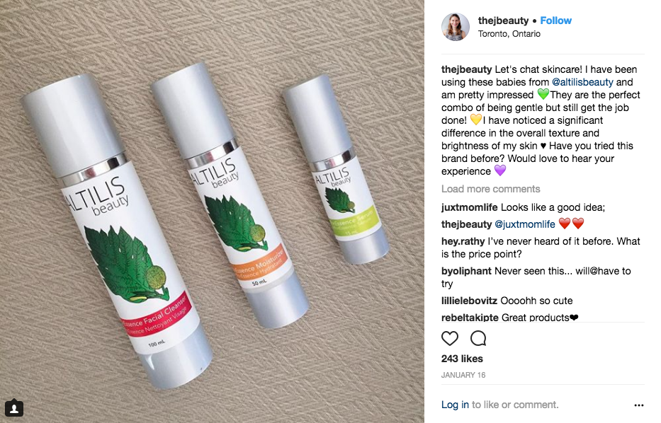 The J Beauty - Beauty Blogger Review